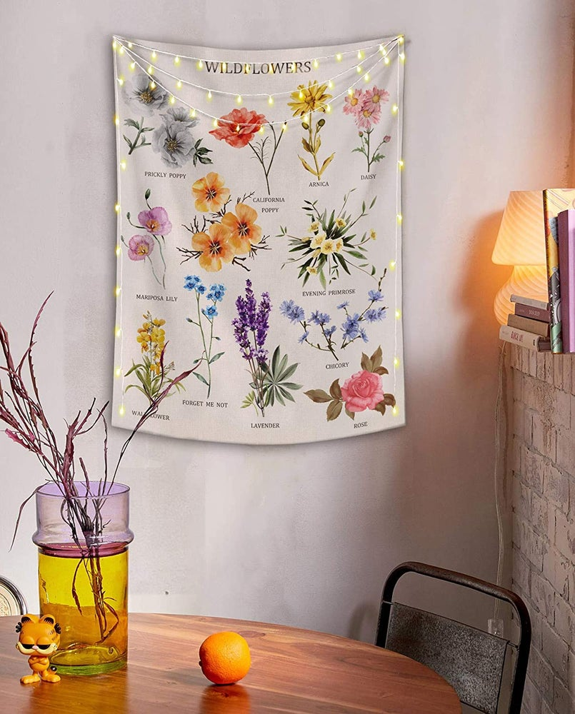 Image of Wildflower Tapestry