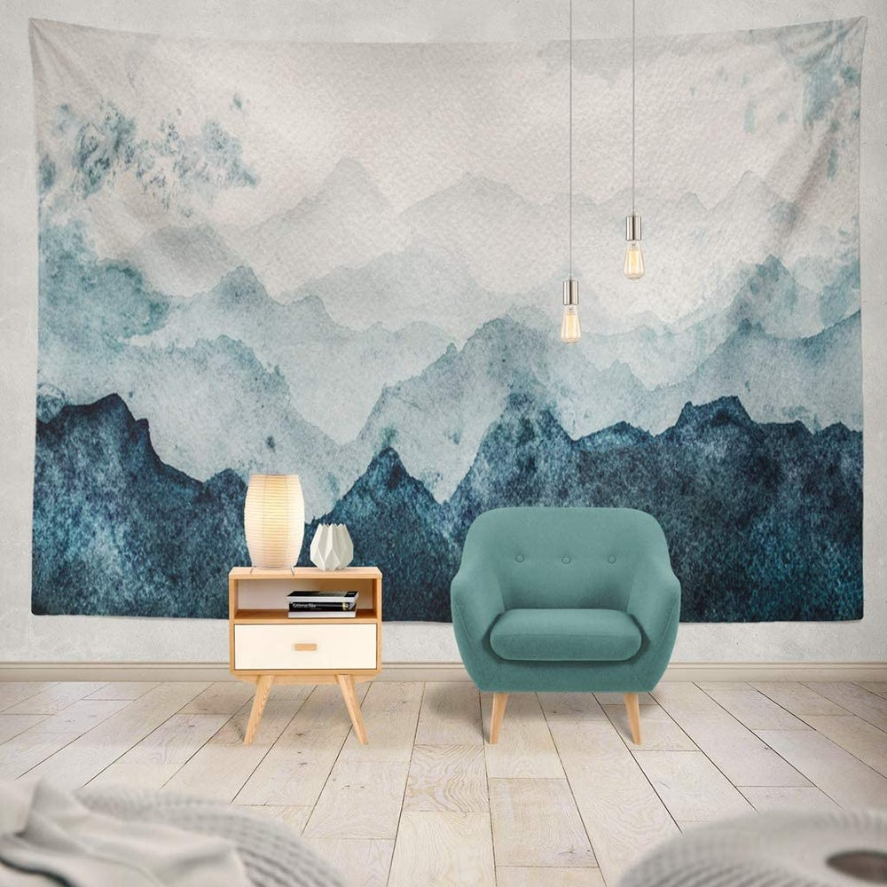 Image of Blue Mountain Tapestry