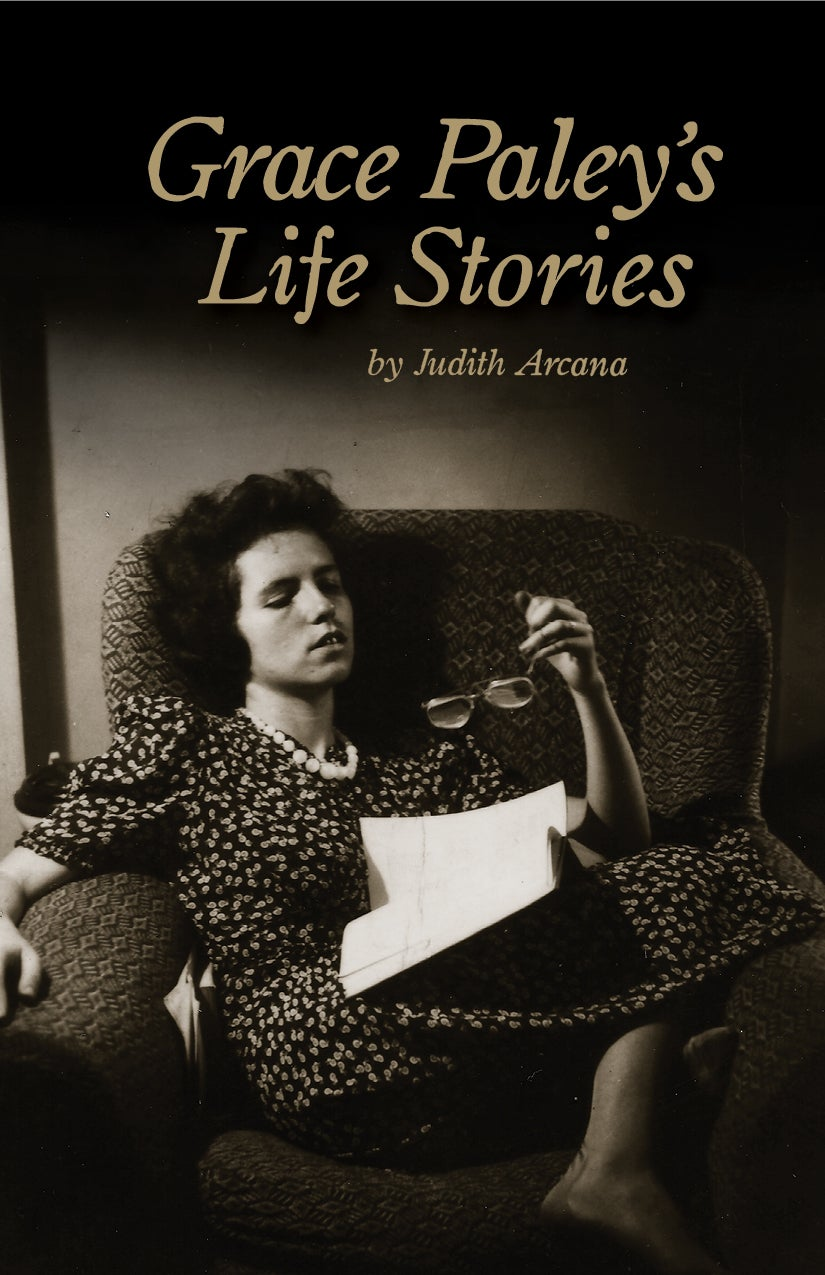 Image of Grace Paley's Life Stories