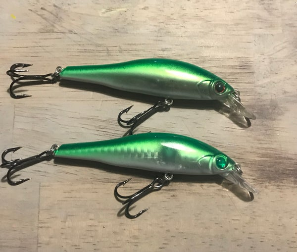 Image of Neon Green 2-Pack Rockstar