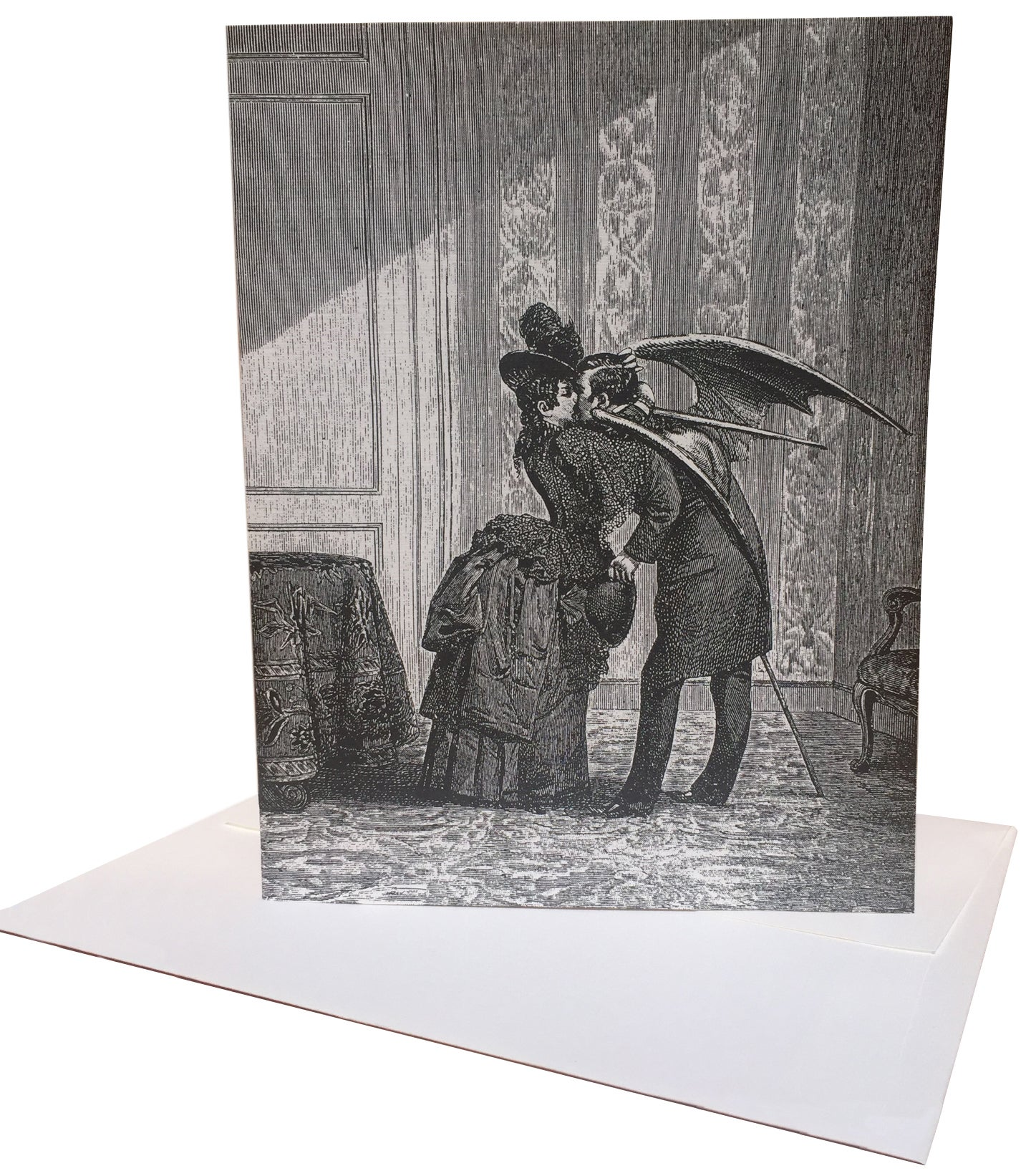 Image of Max Ernst Greeting Card #2
