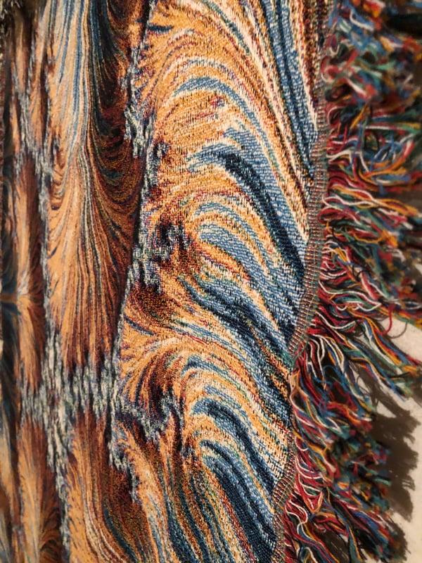Image of Woven Blanket #3