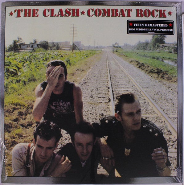 Image of The Clash - Combat Rock LP