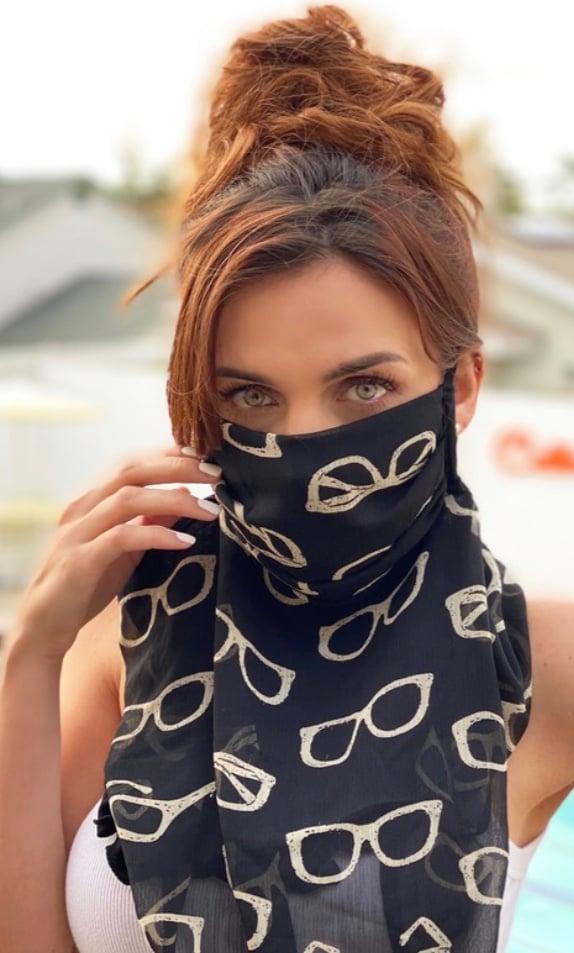 Image of Sunglass Scarf Masks