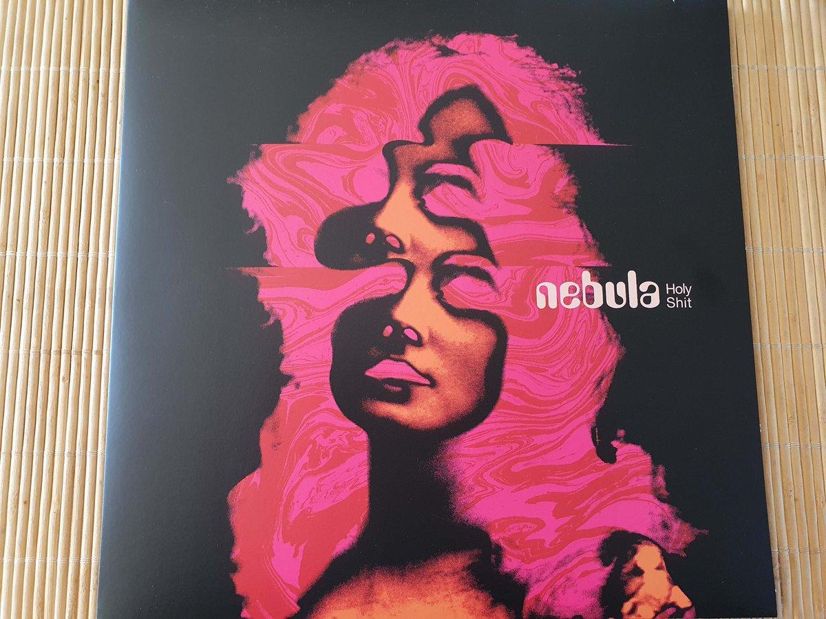 Image of NEBULA  Holy Shit LP