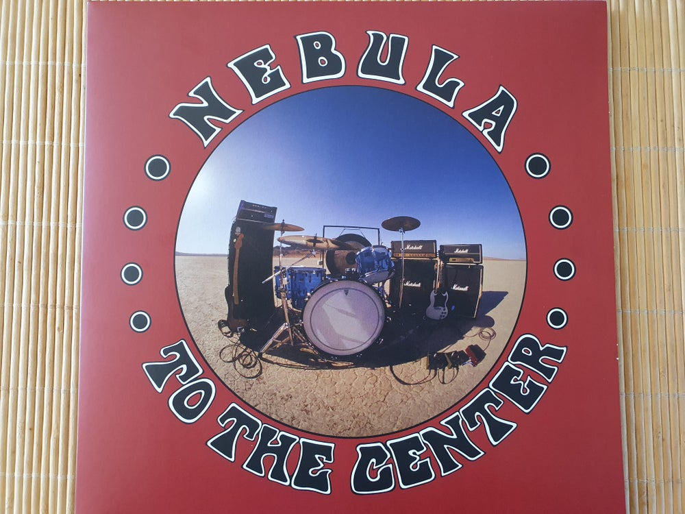 Image of NEBULA To the Center LP
