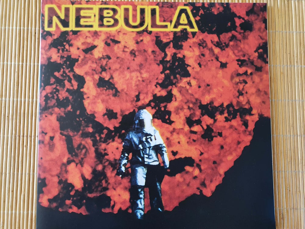 Image of NEBULA Let it Burn LP