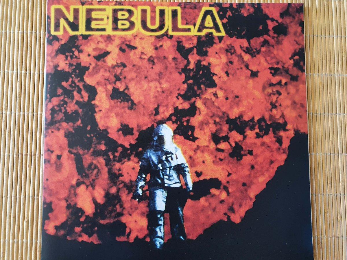 Image of NEBULA Let it Burn LP