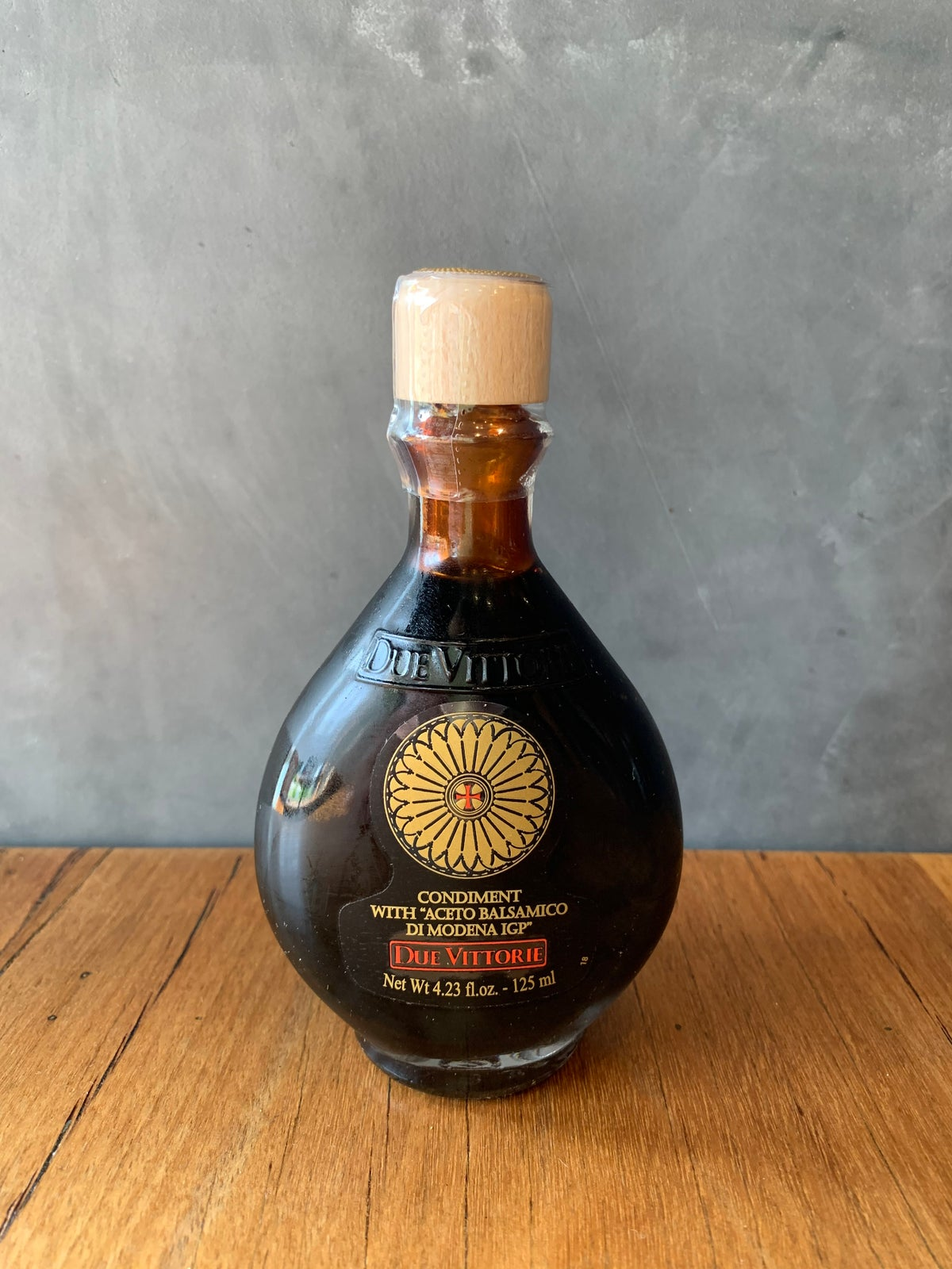 Aceto Balsamico Due Vittorie (125ml)