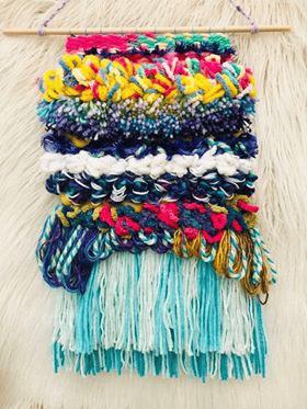 Rainbow Dance Weaving
