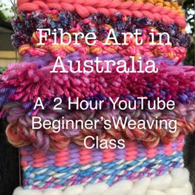 Image of A YouTube Beginner's Weaving Video