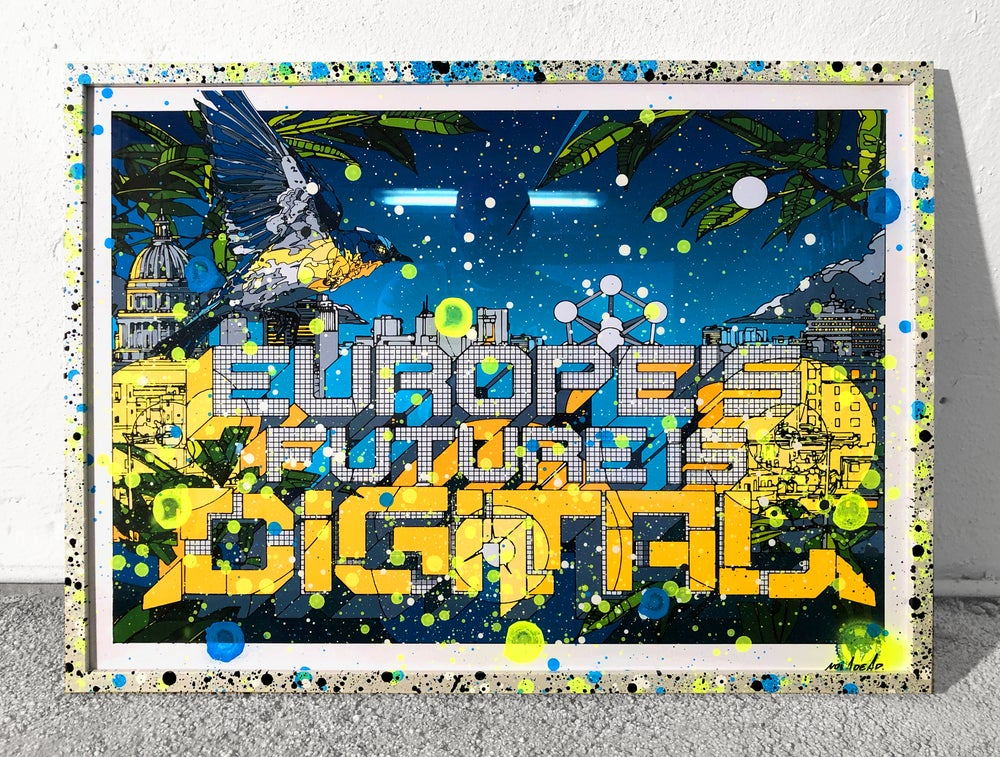Image of Europe's Future is Digital