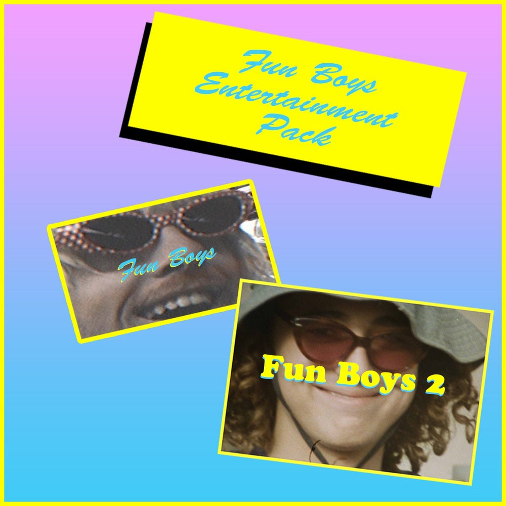 Image of Fun Boys Entertainment Pack