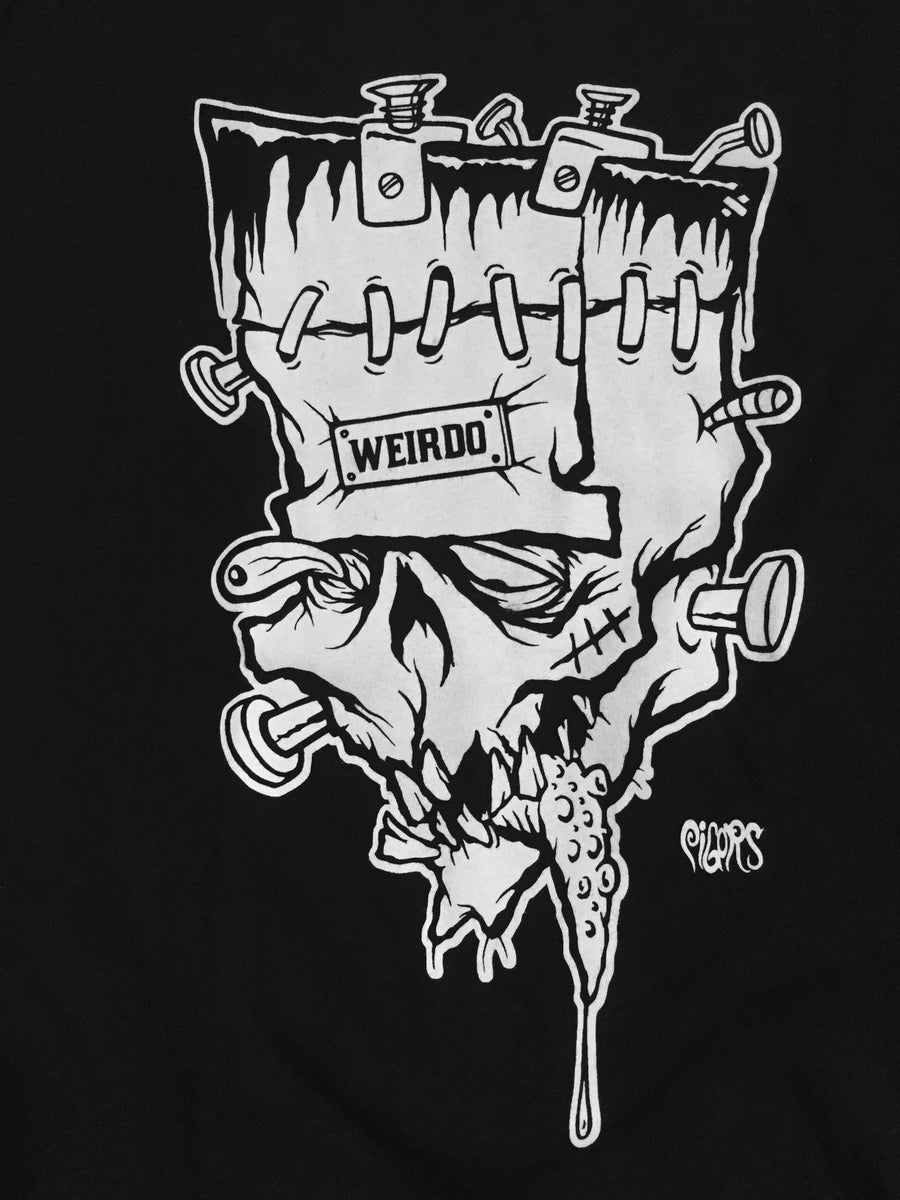 Image of WEIRDO - MENS SHIRT - BACK IN STOCK!