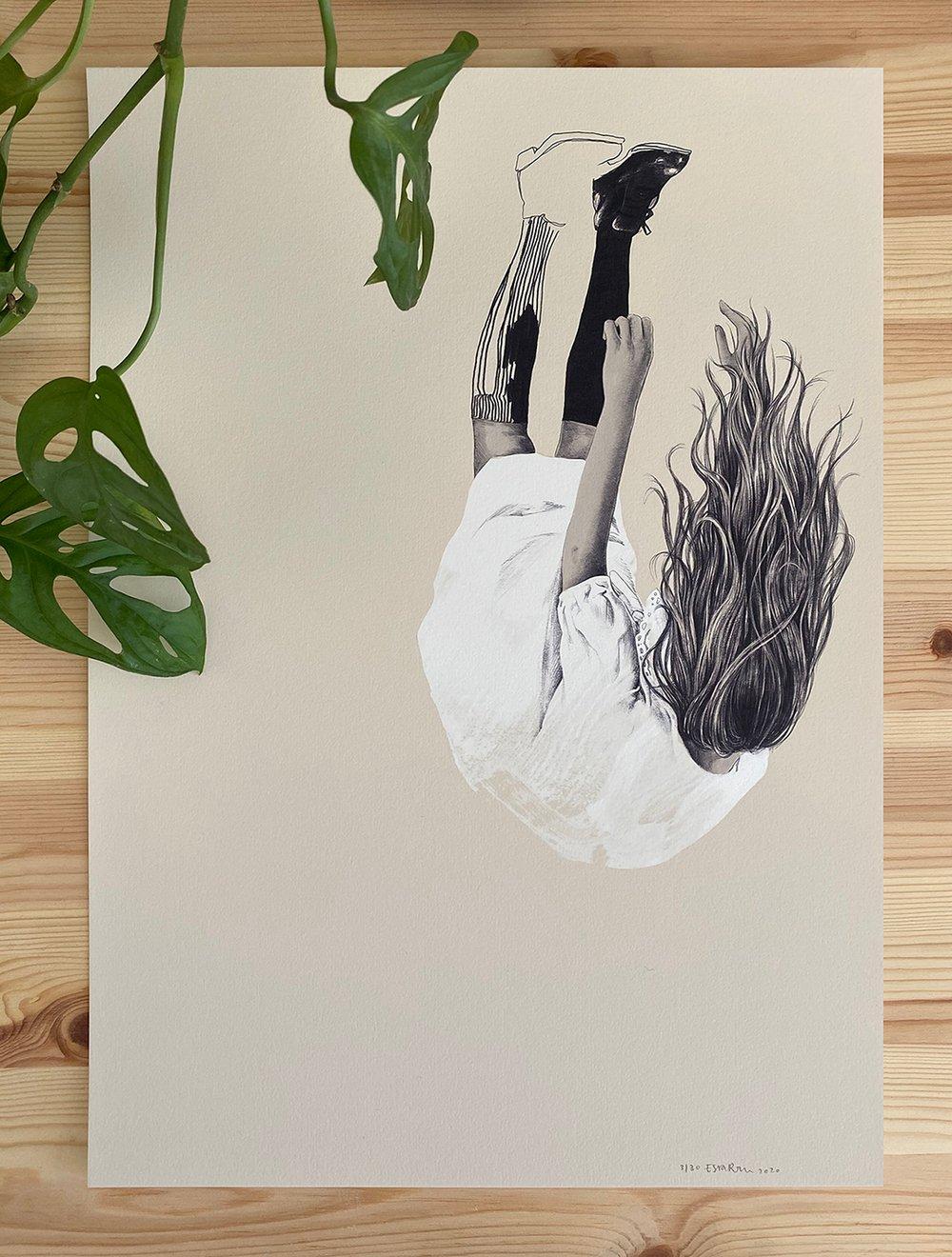 Image of Falling