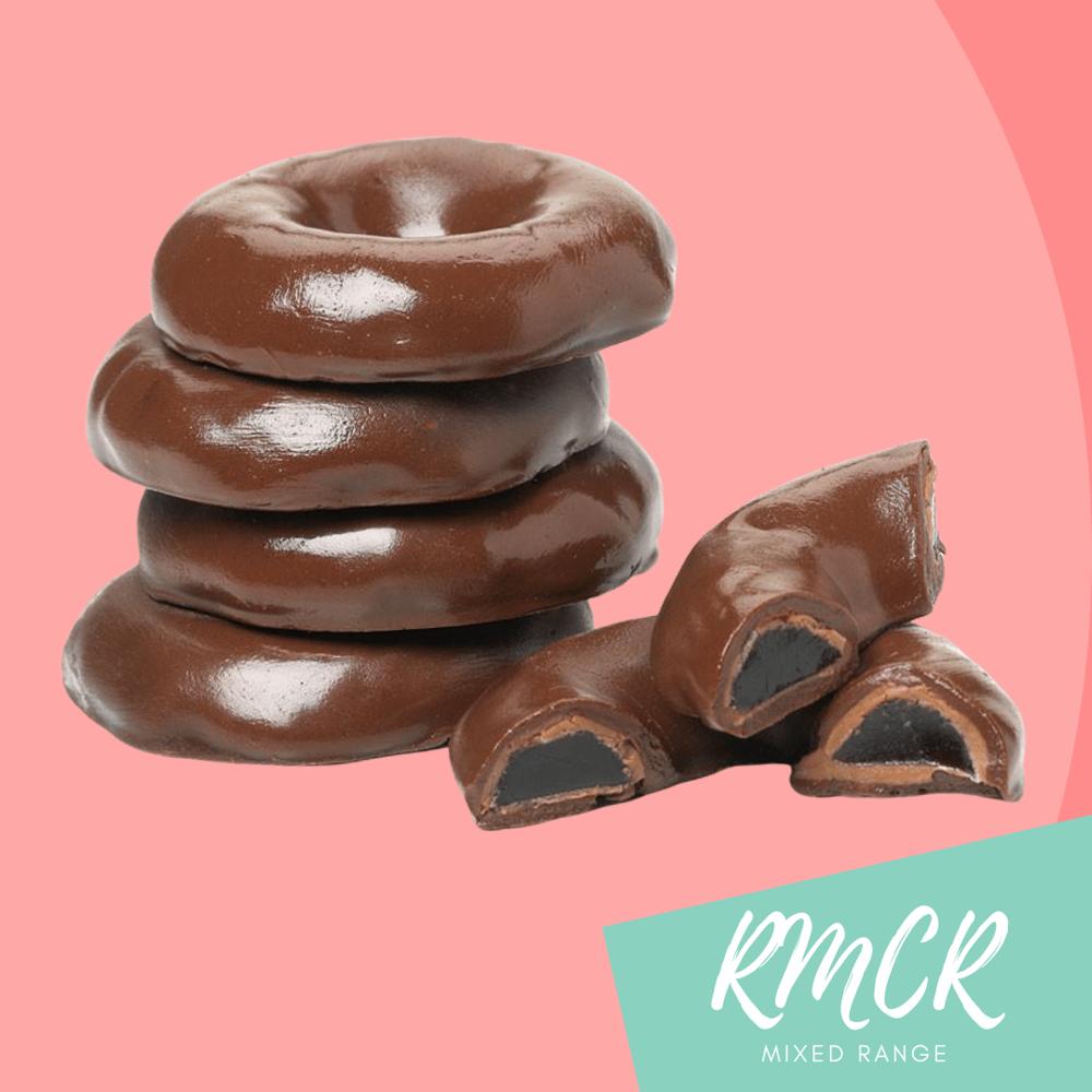 Image of Milk Chocolate Aniseed Rings