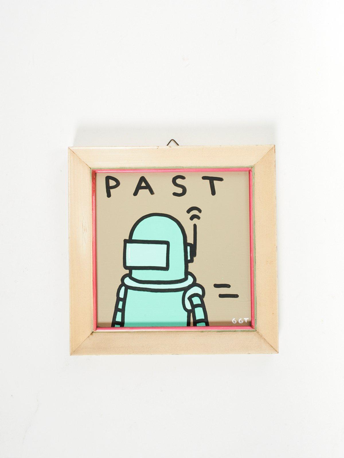 GGT - PAST