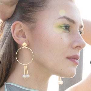 Image of Pendientes Charlotte