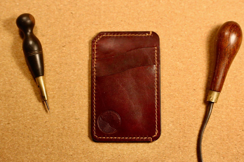 Image of 4 Pocket Flat Wallet - DHF