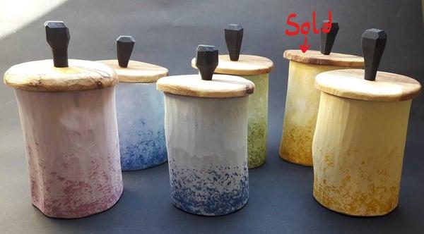 Image of Shrink Pots