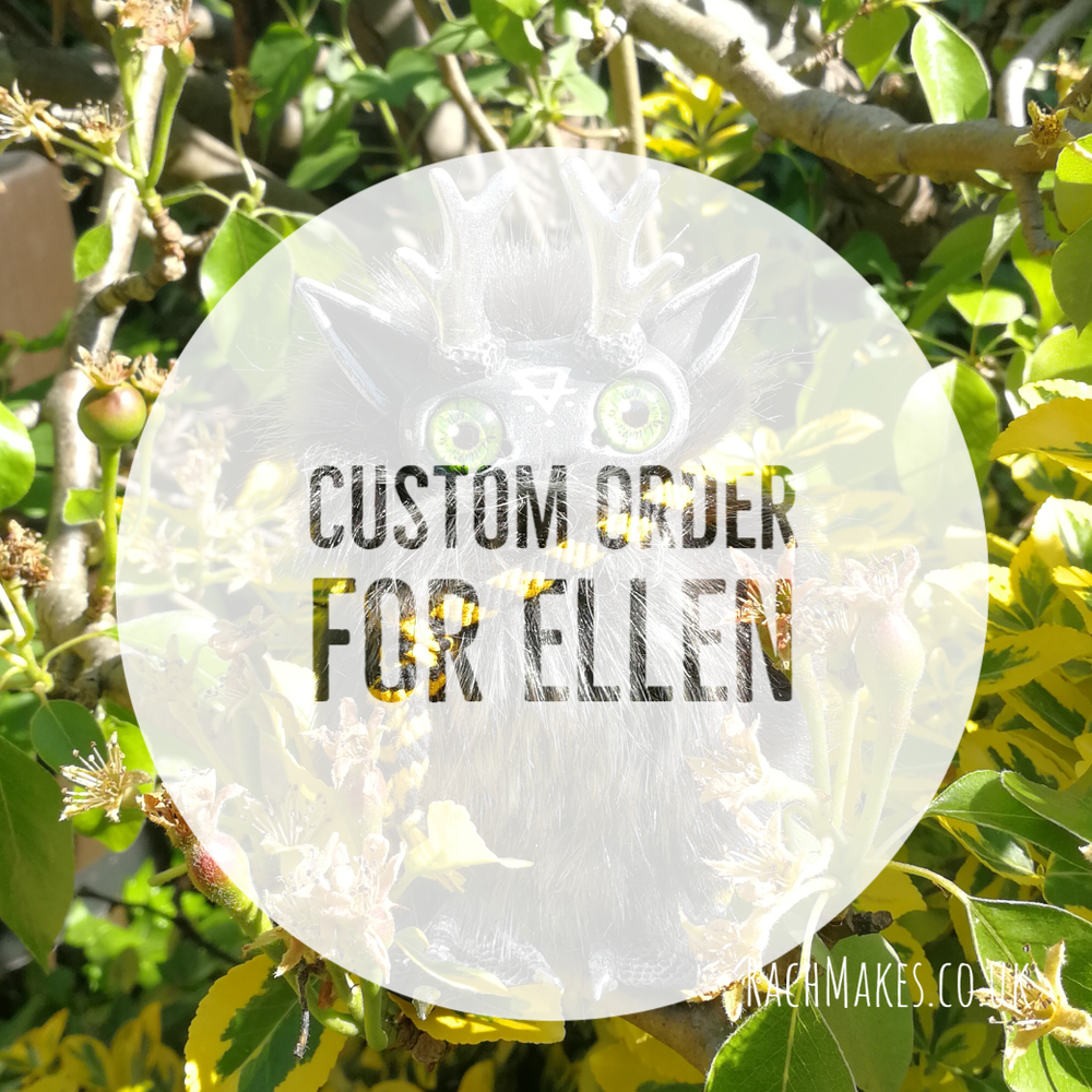 Image of Custom order for Ellen