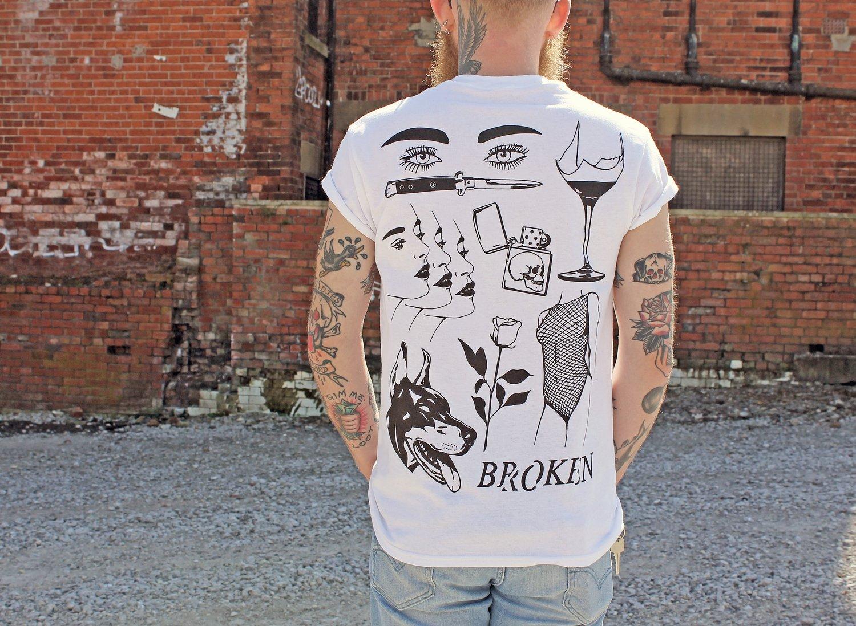 Image of Flash Unisex T Shirt
