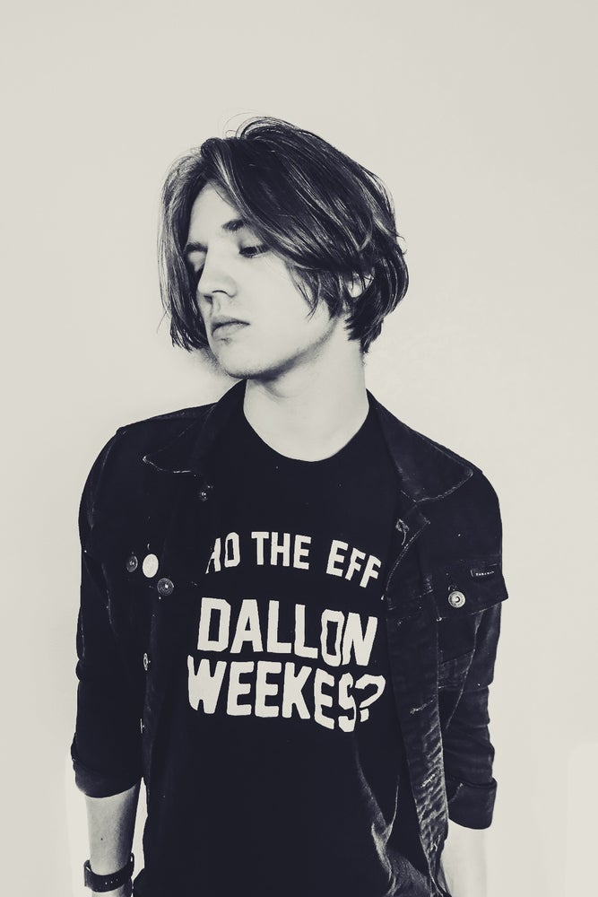 Image of WHO THE EFF IS DALLON WEEKES?