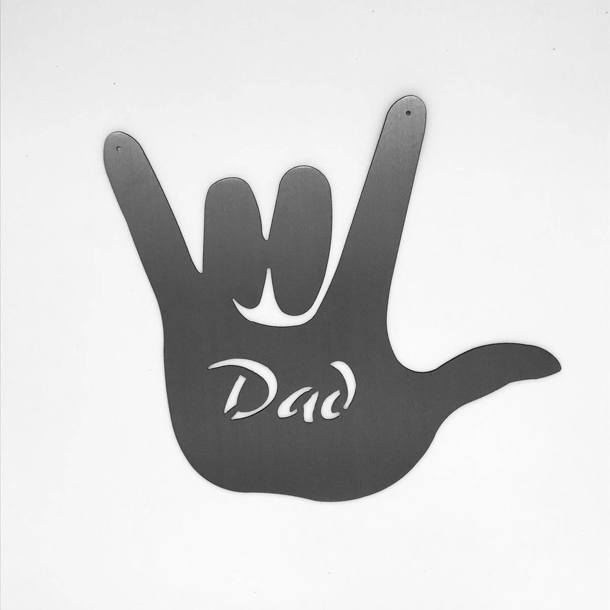 Dad - I Love You