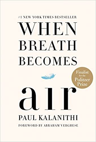 Image of When Breath Becomes Air for Jennifer Rios