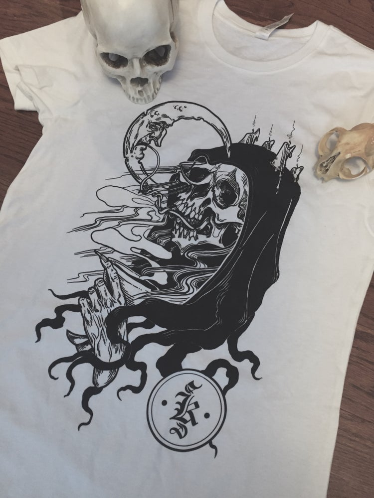 Image of Skeleton Hag Shirt