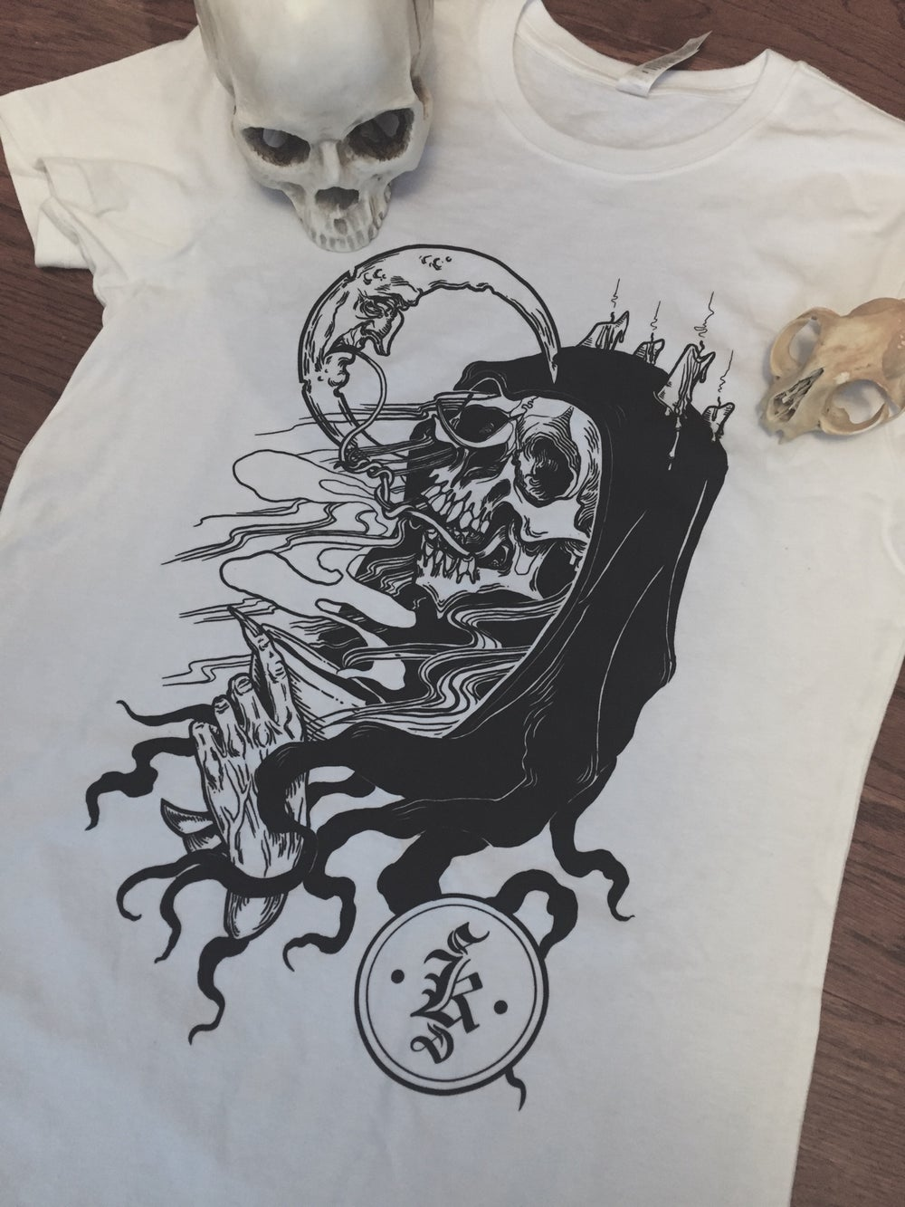 Skeleton Hag Shirt