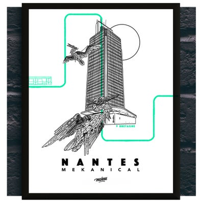 Image of NANTES MEKANICAL HERONS