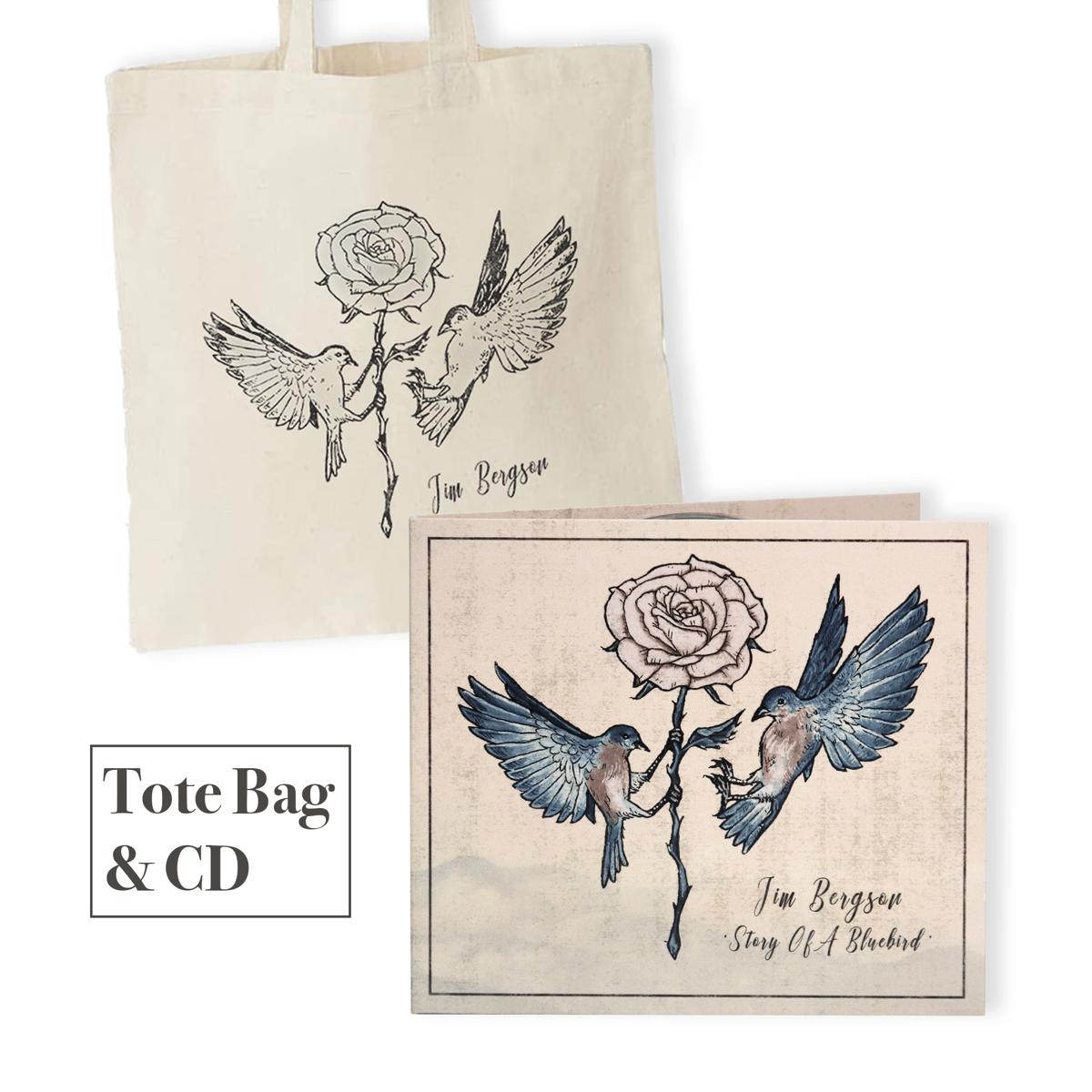 [Pack] CD + Tote Bag