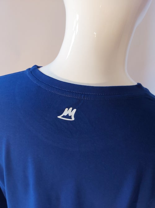 Image of Blue on Blue Longsleeve