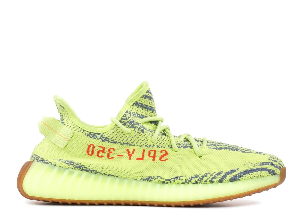 "Image of YEEZY BOOST 350 V2 ""FROZEN YELLOW"""
