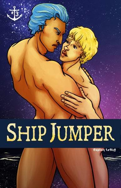 Image of Ship Jumper Book #3