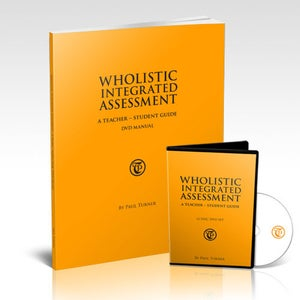 Image of Wholistic Integrated Assessment - DVD & Manual Set