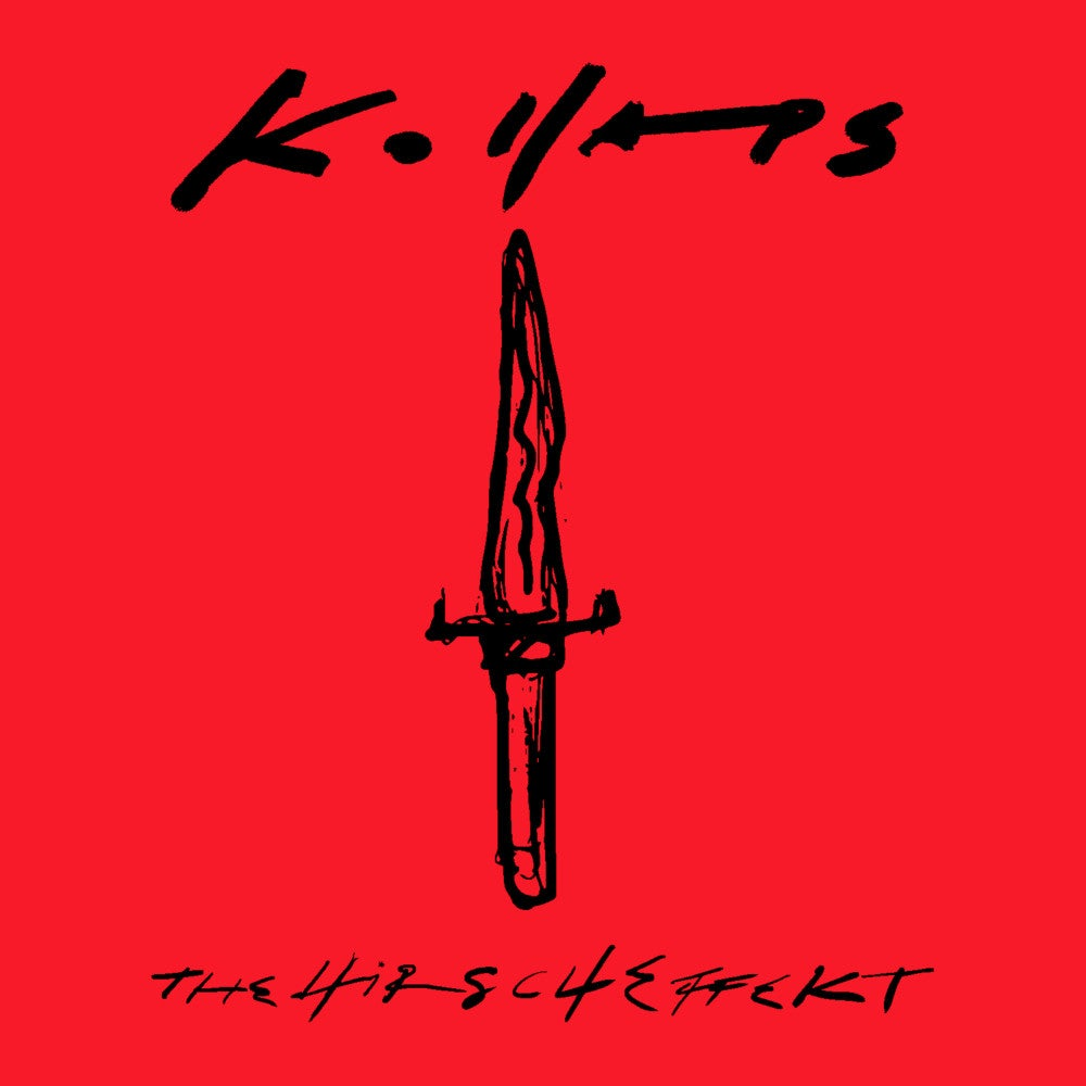 Kollaps Knife Shirt red