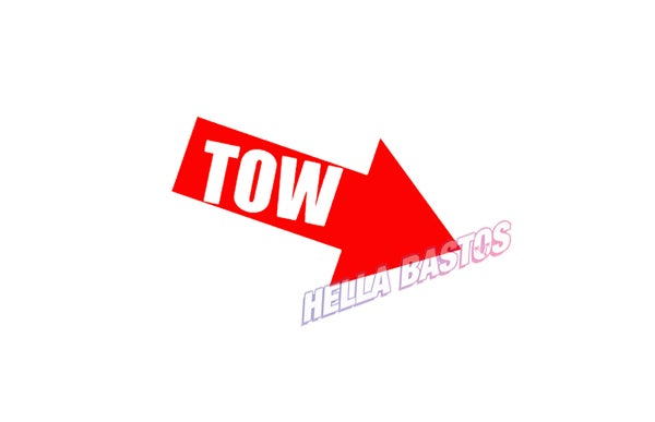 Image of Tow Bargain Decals (2 Pack)