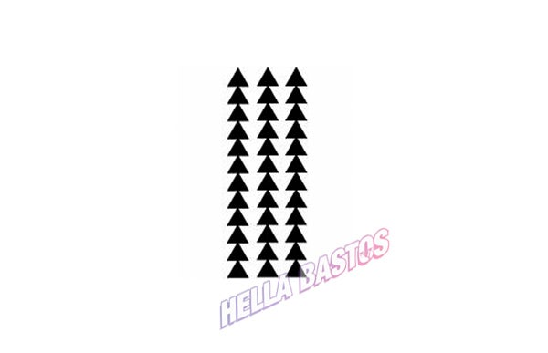 Image of Tribal Arrows Bargain Decal