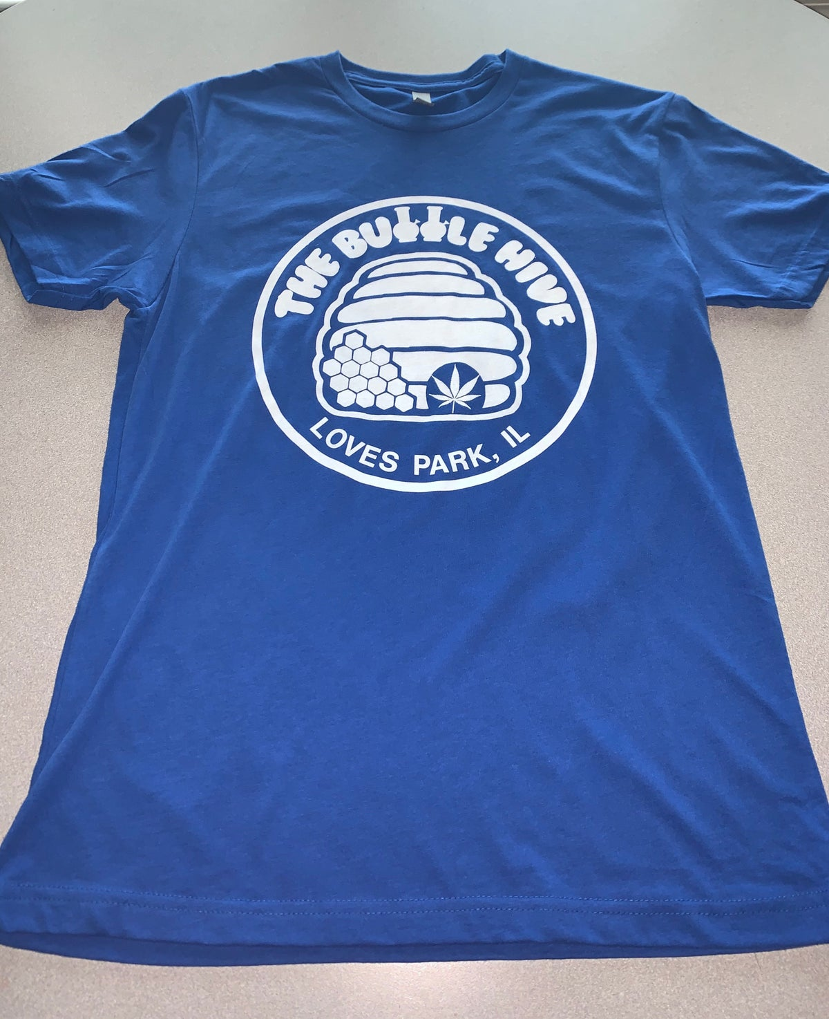 """Image of 2021 """"Bubble Hive Logo"""" Tee (Includes Priority Shipping)"""