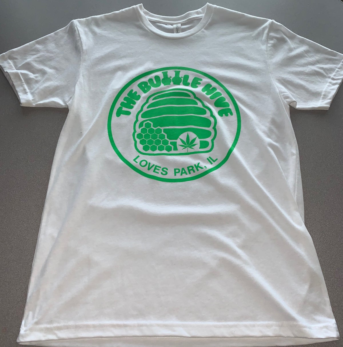 """Image of 2020 """"Bubble Hive Logo"""" Tee (Includes Priority Shipping"""