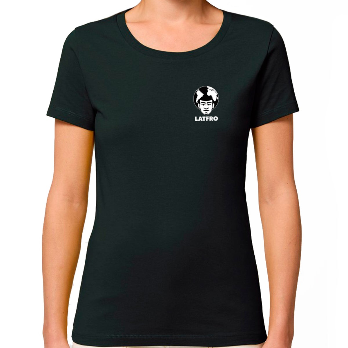 Latfro Female Short Sleeve T-Shirt