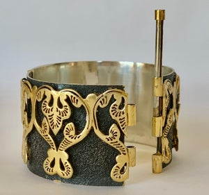 Image of two tone cuff