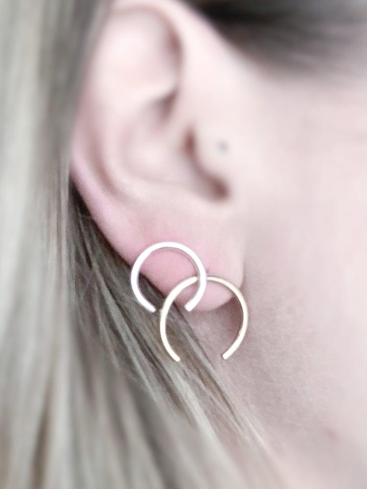 Image of Moonrise Earrings