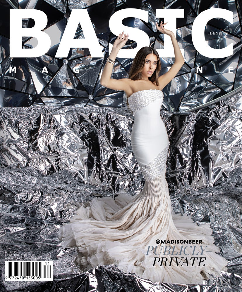 Image of BASIC  MADISON BEER Cover || IDENTITY Issue 11