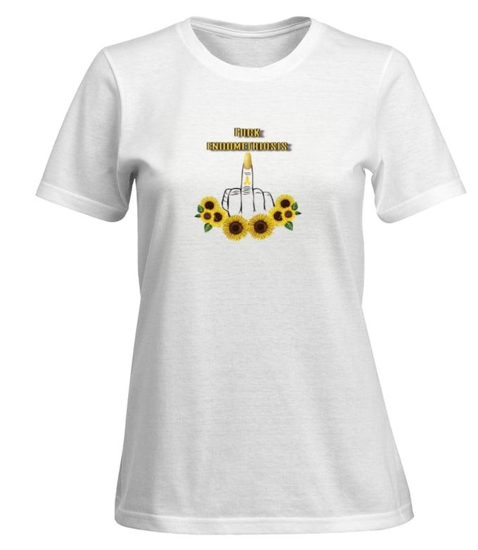 Image of F! Endometriosis Tshirt