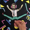 Hipster Hampelmann DIY Kit