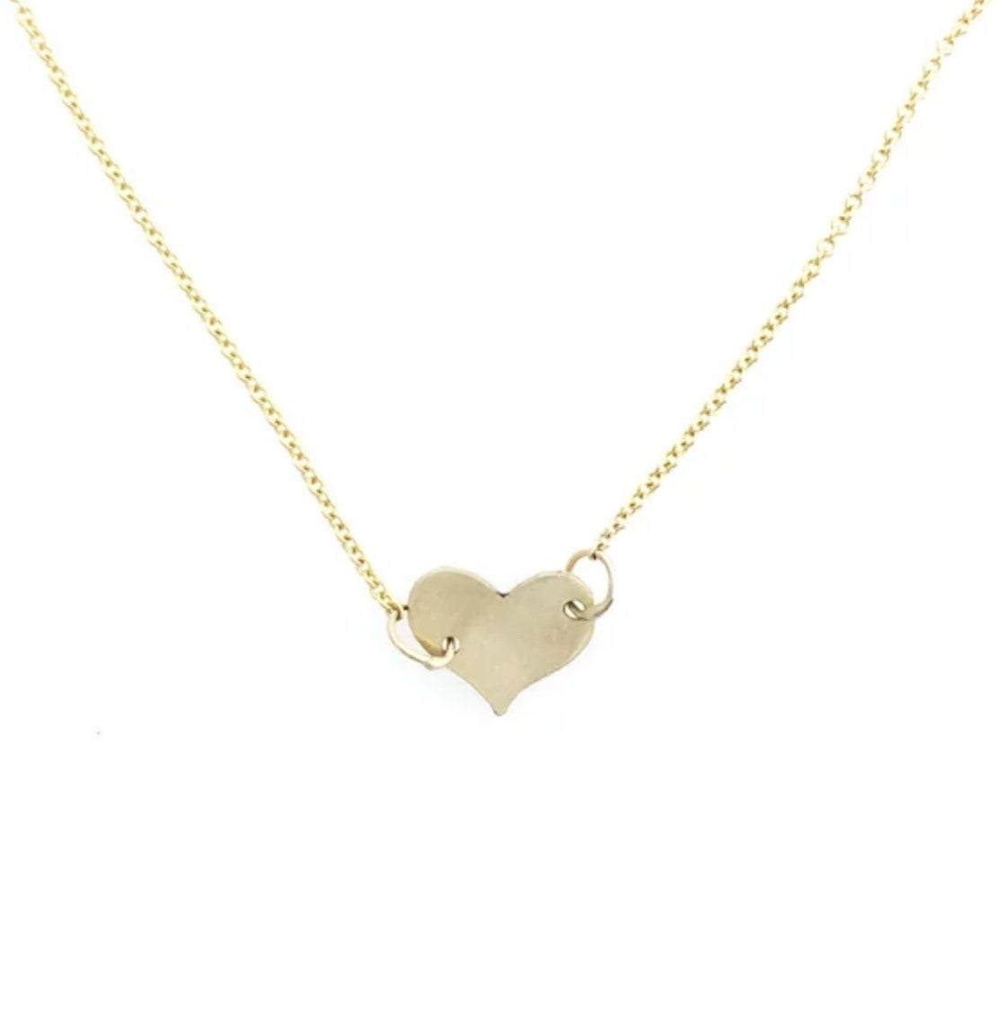 Image of Only Heart Necklace