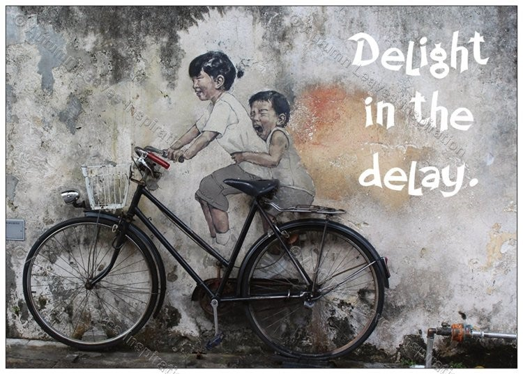 Image of Q2 Delight in the delay